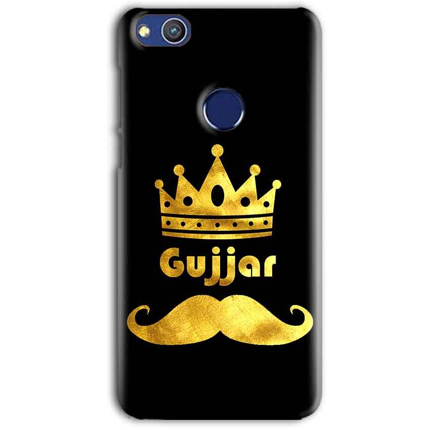 Huawei Honor 8 lITE Mobile Covers Cases Gujjar with Mostaches - Lowest Price - Paybydaddy.com
