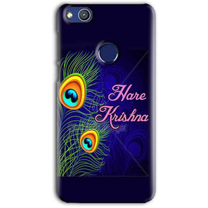 Huawei Honor 8 lITE Mobile Covers Cases Hare Krishna - Lowest Price - Paybydaddy.com