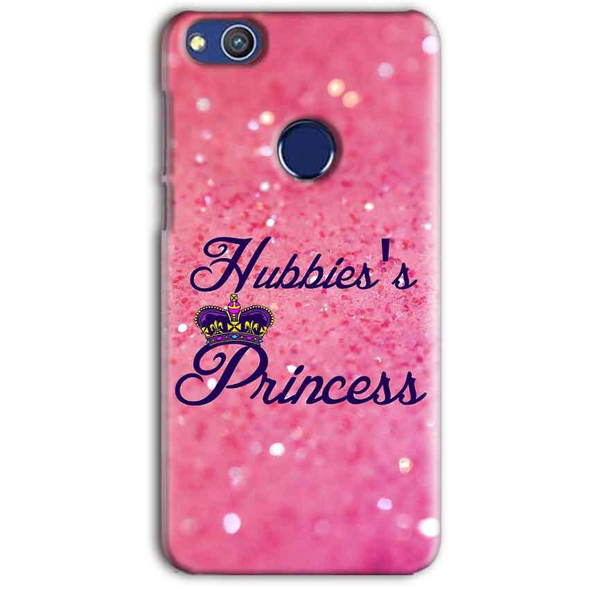 Huawei Honor 8 lITE Mobile Covers Cases Hubbies Princess - Lowest Price - Paybydaddy.com