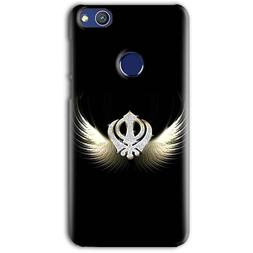Huawei Honor 8 lITE Mobile Covers Cases KHANDA WITH WINGS - Lowest Price - Paybydaddy.com