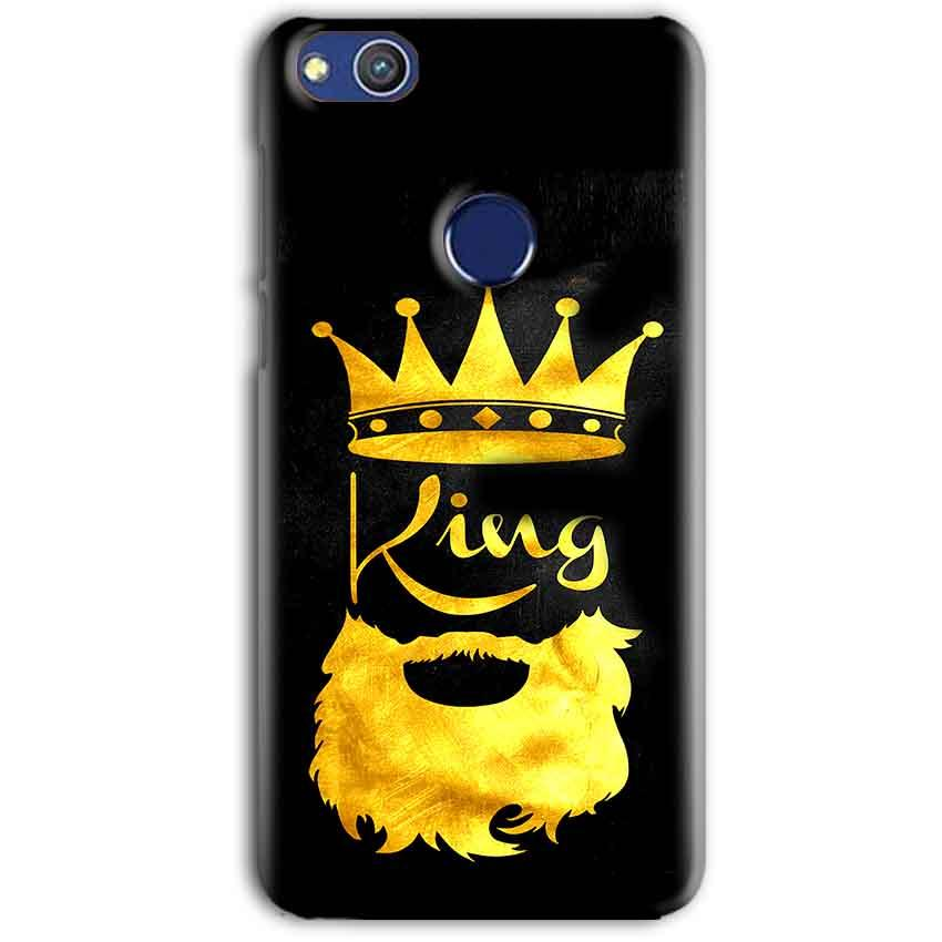 Huawei Honor 8 lITE Mobile Covers Cases King with beard - Lowest Price - Paybydaddy.com