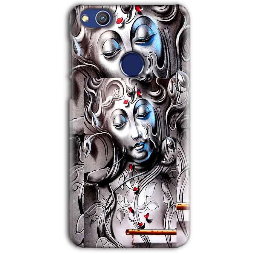 Huawei Honor 8 lITE Mobile Covers Cases Krishna Art - Lowest Price - Paybydaddy.com
