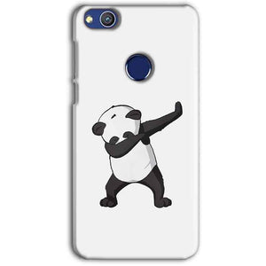Huawei Honor 8 lITE Mobile Covers Cases Panda Dab - Lowest Price - Paybydaddy.com