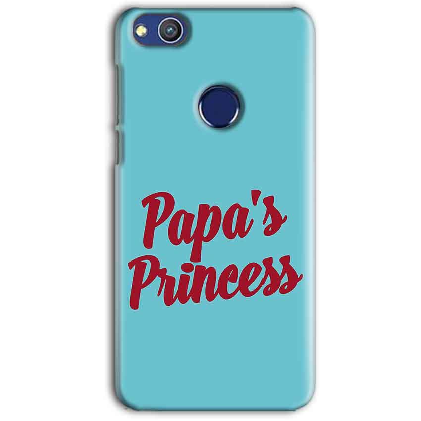 Huawei Honor 8 lITE Mobile Covers Cases Papas Princess - Lowest Price - Paybydaddy.com