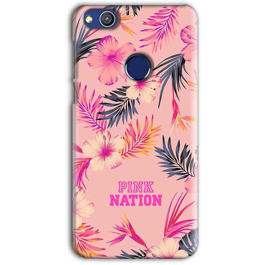 Huawei Honor 8 lITE Mobile Covers Cases Pink nation - Lowest Price - Paybydaddy.com