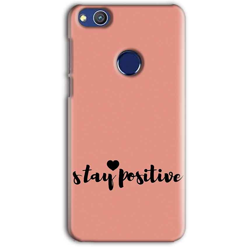 Huawei Honor 8 lITE Mobile Covers Cases Stay Positive - Lowest Price - Paybydaddy.com