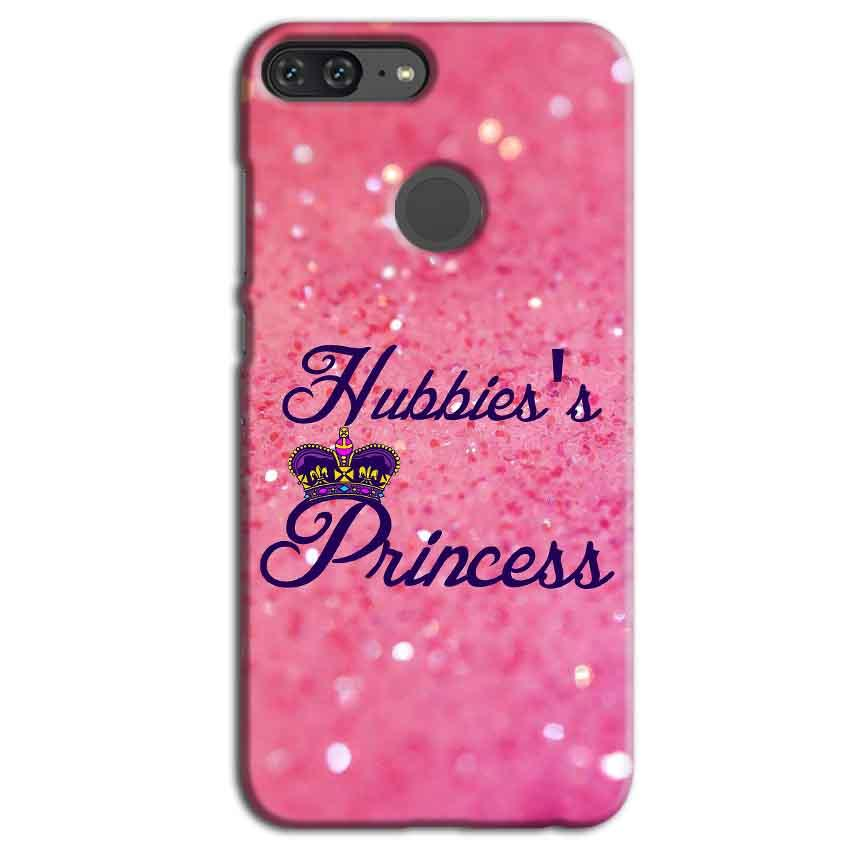 Huawei Honor 9 Lite Mobile Covers Cases Hubbies Princess - Lowest Price - Paybydaddy.com
