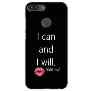 Huawei Honor 9 Lite Mobile Covers Cases i can and i will Lips - Lowest Price - Paybydaddy.com