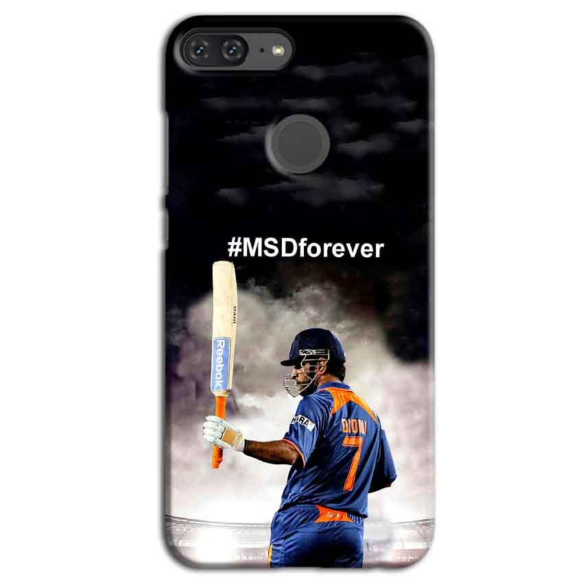 Huawei Honor 9 Lite Mobile Covers Cases MS dhoni Forever - Lowest Price - Paybydaddy.com