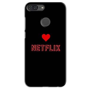 Huawei Honor 9 Lite Mobile Covers Cases NETFLIX WITH HEART - Lowest Price - Paybydaddy.com