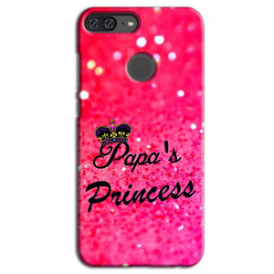 Huawei Honor 9 Lite Mobile Covers Cases PAPA PRINCESS - Lowest Price - Paybydaddy.com