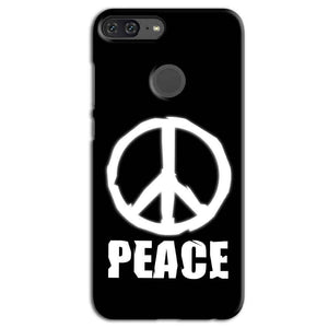 Huawei Honor 9 Lite Mobile Covers Cases Peace Sign In White - Lowest Price - Paybydaddy.com