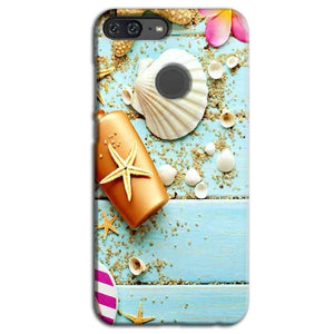 Huawei Honor 9 Lite Mobile Covers Cases Pearl Star Fish - Lowest Price - Paybydaddy.com