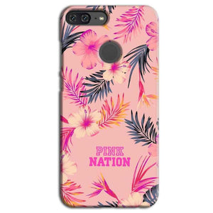 Huawei Honor 9 Lite Mobile Covers Cases Pink nation - Lowest Price - Paybydaddy.com