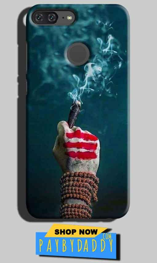 Huawei Honor 9 Lite Mobile Covers Cases Shiva Hand With Clilam - Lowest Price - Paybydaddy.com