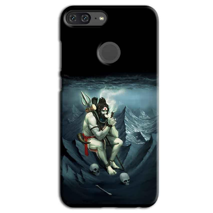 Huawei Honor 9 Lite Mobile Covers Cases Shiva Smoking - Lowest Price - Paybydaddy.com