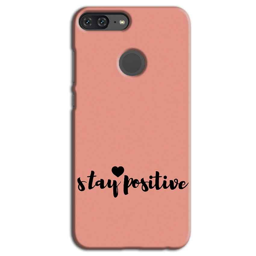 Huawei Honor 9 Lite Mobile Covers Cases Stay Positive - Lowest Price - Paybydaddy.com