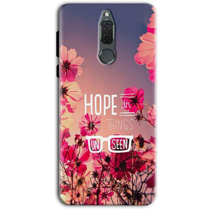 Huawei Honor 9i Mobile Covers Cases Hope in the Things Unseen- Lowest Price - Paybydaddy.com