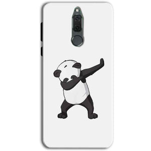 Huawei Honor 9i Mobile Covers Cases Panda Dab - Lowest Price - Paybydaddy.com