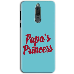 Huawei Honor 9i Mobile Covers Cases Papas Princess - Lowest Price - Paybydaddy.com