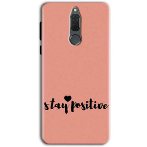 Huawei Honor 9i Mobile Covers Cases Stay Positive - Lowest Price - Paybydaddy.com