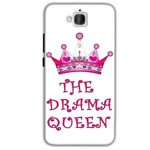 Huawei Honor Holly 2 Plus Mobile Covers Cases Drama Queen - Lowest Price - Paybydaddy.com