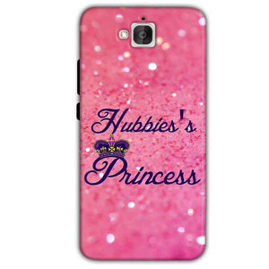 Huawei Honor Holly 2 Plus Mobile Covers Cases Hubbies Princess - Lowest Price - Paybydaddy.com