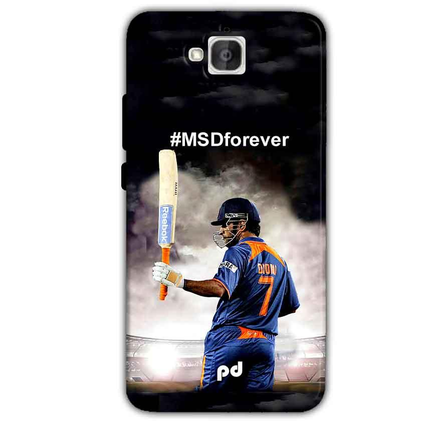 Huawei Honor Holly 2 Plus Mobile Covers Cases MS dhoni Forever - Lowest Price - Paybydaddy.com