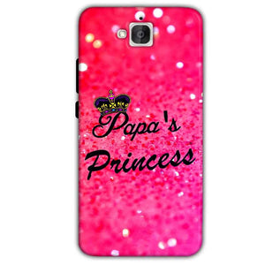 Huawei Honor Holly 2 Plus Mobile Covers Cases PAPA PRINCESS - Lowest Price - Paybydaddy.com