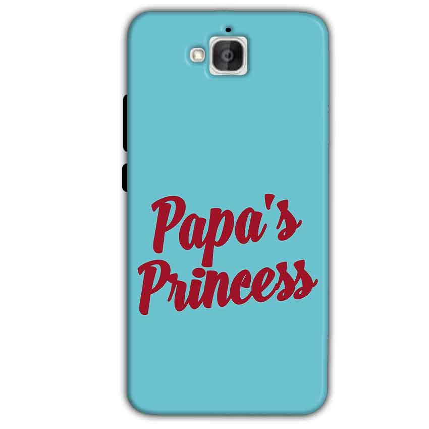Huawei Honor Holly 2 Plus Mobile Covers Cases Papas Princess - Lowest Price - Paybydaddy.com