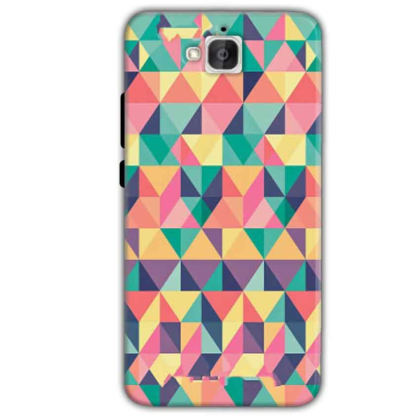 Huawei Honor Holly 2 Plus Mobile Covers Cases Prisma coloured design - Lowest Price - Paybydaddy.com