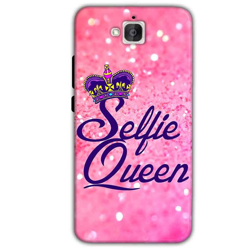 Huawei Honor Holly 2 Plus Mobile Covers Cases Selfie Queen - Lowest Price - Paybydaddy.com