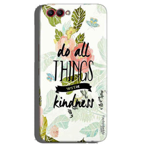 Huawei Honor View 10 Mobile Covers Cases Do all things with kindness - Lowest Price - Paybydaddy.com