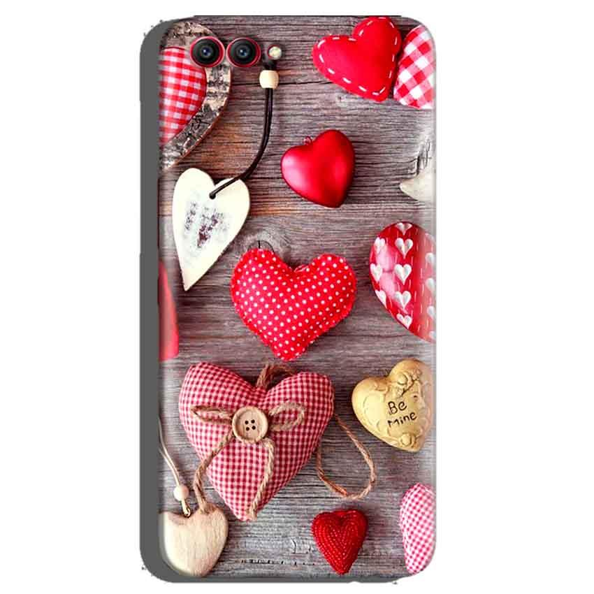 Huawei Honor View 10 Mobile Covers Cases Hearts- Lowest Price - Paybydaddy.com