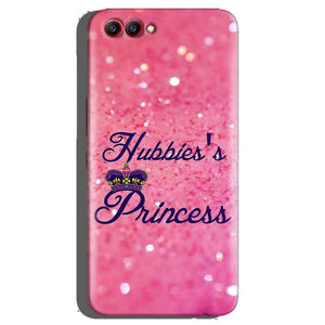 Huawei Honor View 10 Mobile Covers Cases Hubbies Princess - Lowest Price - Paybydaddy.com
