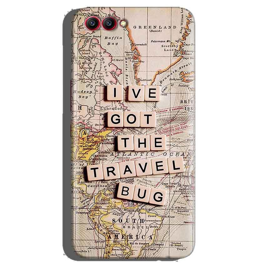Huawei Honor View 10 Mobile Covers Cases Live Travel Bug - Lowest Price - Paybydaddy.com