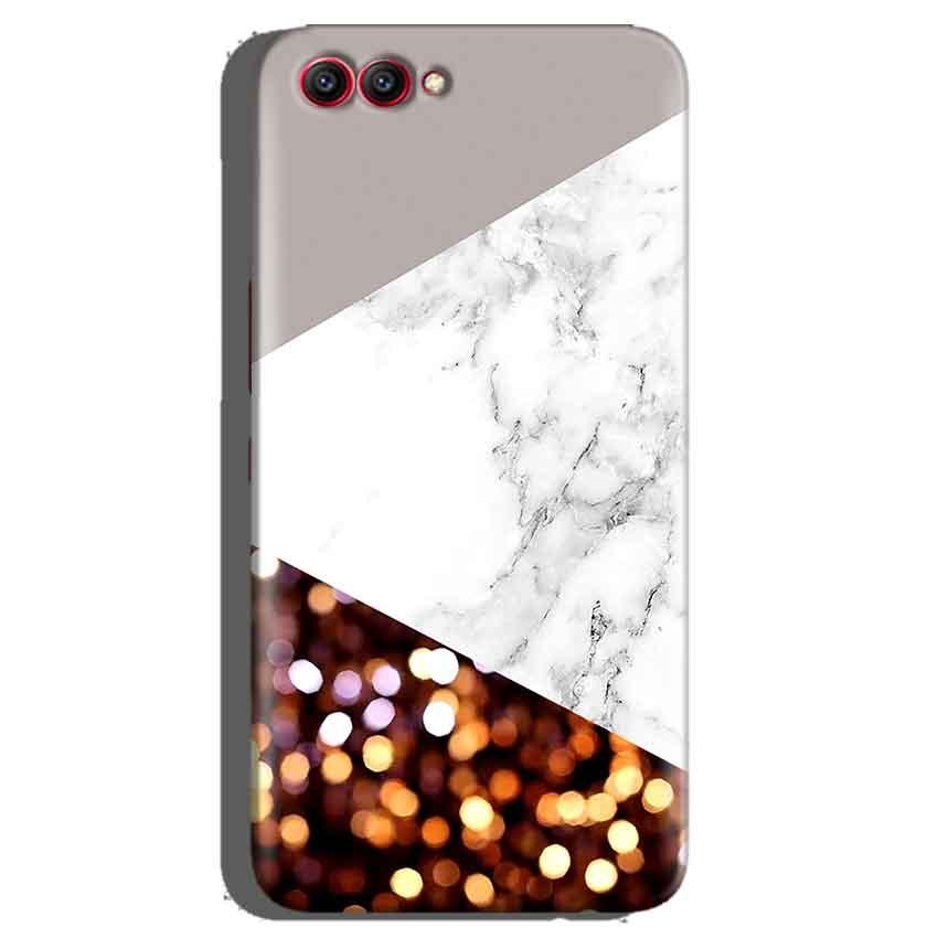Huawei Honor View 10 Mobile Covers Cases MARBEL GLITTER - Lowest Price - Paybydaddy.com