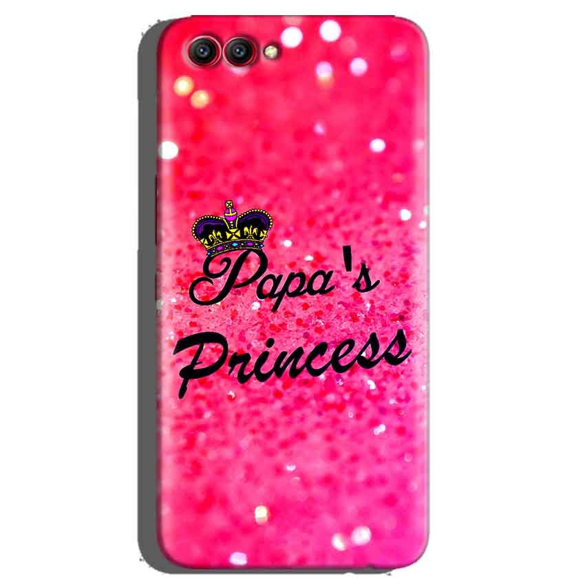 Huawei Honor View 10 Mobile Covers Cases PAPA PRINCESS - Lowest Price - Paybydaddy.com