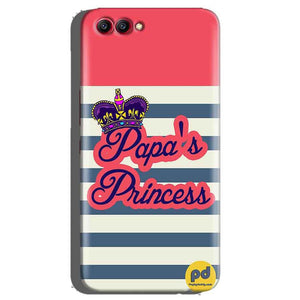 Huawei Honor View 10 Mobile Covers Cases Papas Princess - Lowest Price - Paybydaddy.com