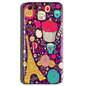 Huawei Honor View 10 Mobile Covers Cases Paris Sweet love - Lowest Price - Paybydaddy.com