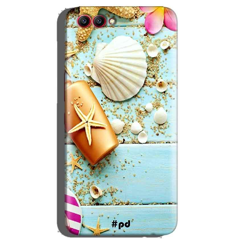Huawei Honor View 10 Mobile Covers Cases Pearl Star Fish - Lowest Price - Paybydaddy.com