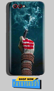 Huawei Honor View 10 Mobile Covers Cases Shiva Hand With Clilam - Lowest Price - Paybydaddy.com