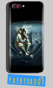 Huawei Honor View 10 Mobile Covers Cases Shiva Smoking - Lowest Price - Paybydaddy.com
