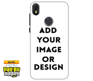 Customized Infinix Hot S3 Mobile Phone Covers & Back Covers with your Text & Photo