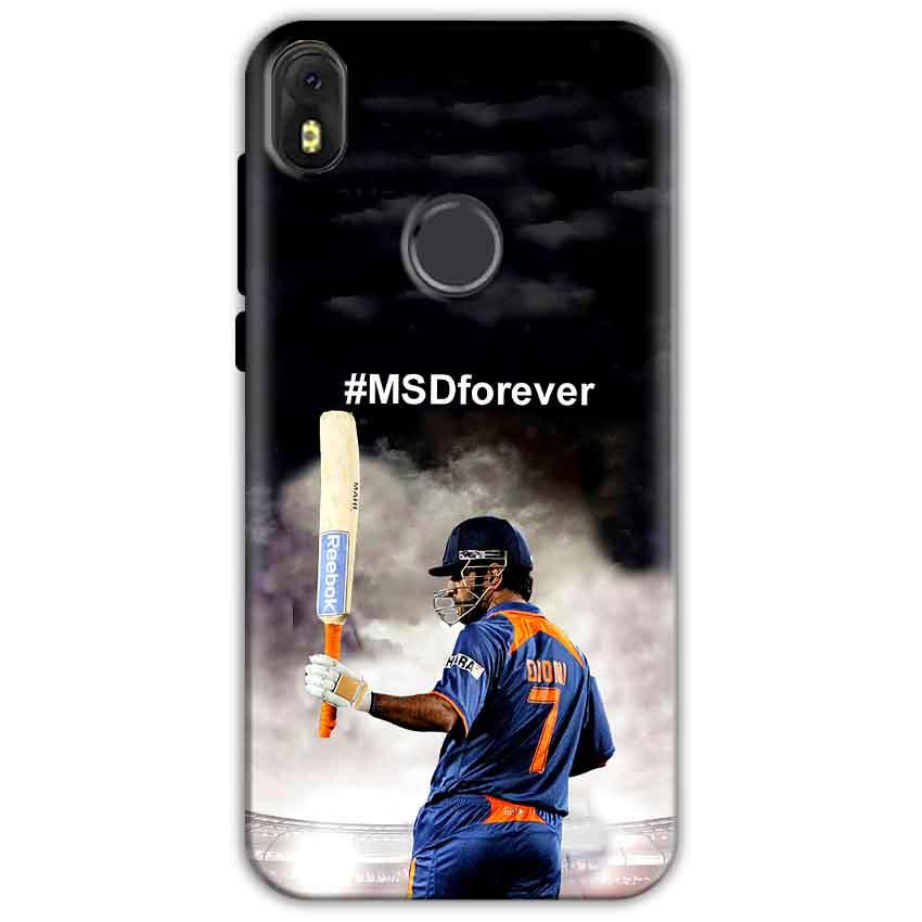Infinix Hot S3 Mobile Covers Cases MS dhoni Forever - Lowest Price - Paybydaddy.com