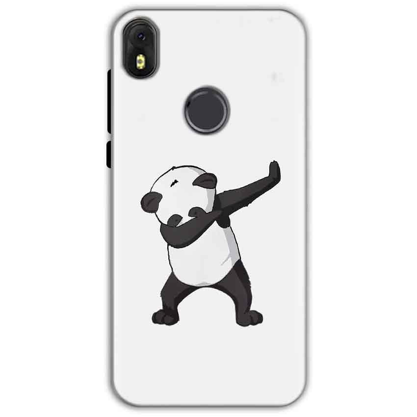 Infinix Hot S3 Mobile Covers Cases Panda Dab - Lowest Price - Paybydaddy.com