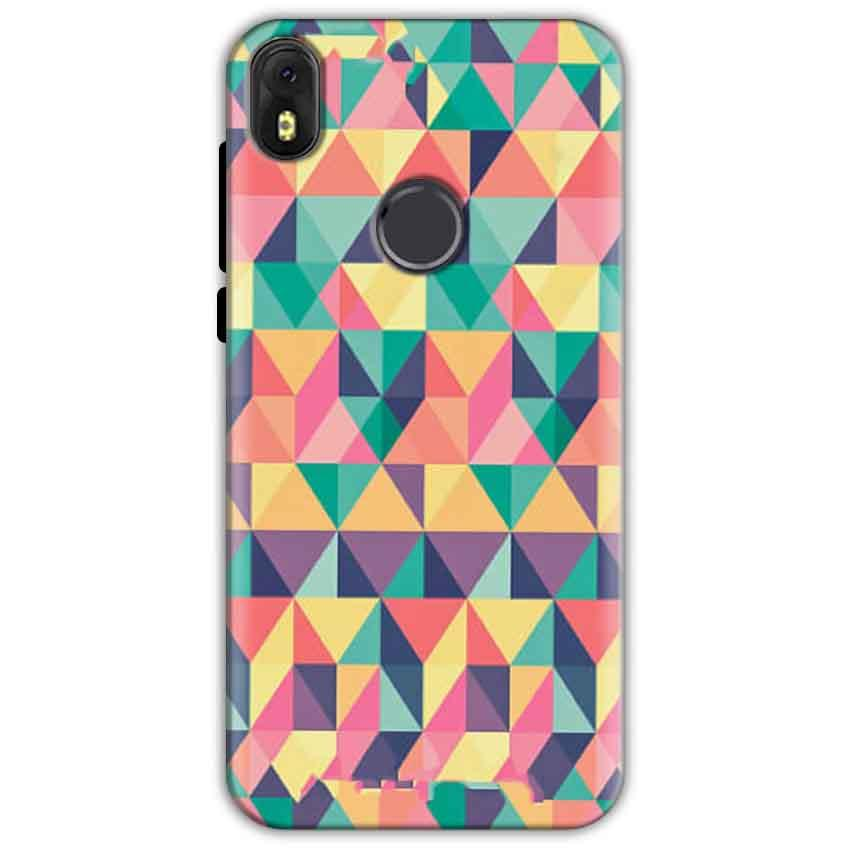 Infinix Hot S3 Mobile Covers Cases Prisma coloured design - Lowest Price - Paybydaddy.com