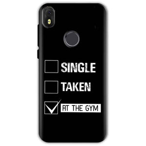 Infinix Hot S3 Mobile Covers Cases Single Taken At The Gym - Lowest Price - Paybydaddy.com