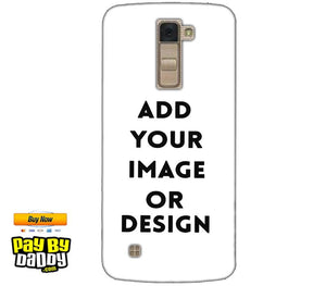 Customized LG K10 K430DSY Mobile Phone Covers & Back Covers with your Text & Photo