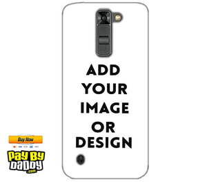 Customized LG K7 Mobile Phone Covers & Back Covers with your Text & Photo